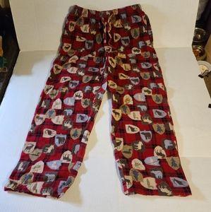 Women's Joe Boxer Forest Themed Pajama Pants